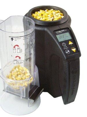 Прилади аналізу якості зерна