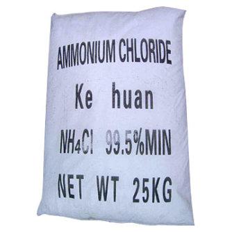 Амоній хлористий (хлорид амонію)