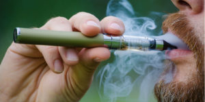 Пропіленгліколь. Електронні сигарети