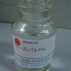 Бутанол (бутиловий спирт), марка А