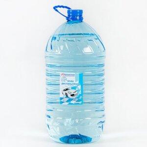 Вода дистиллированная (дистиллят, Н<sub>2</sub>О)