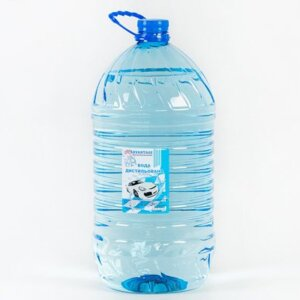 Вода дистильована (дистилят, Н<sub>2</sub>О)