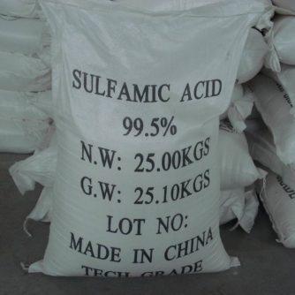 Сульфамінова кислота