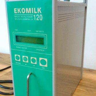 Аналізатор якості молока Екомілк 120