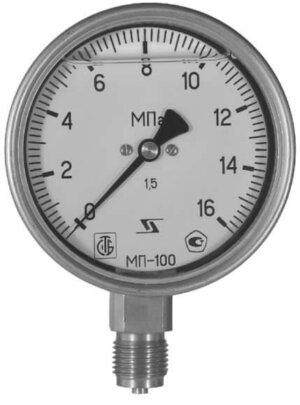 Манометры / вакуометры