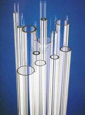 Трубки скляні