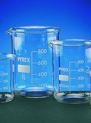 Лабораторні склянки
