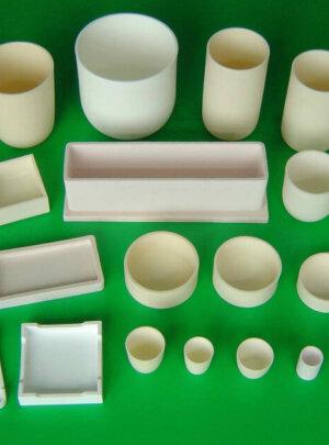 Лабораторная фарфоровая посуда