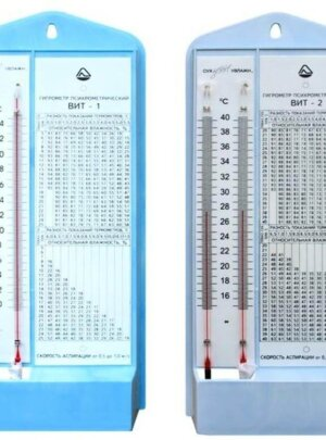 Гігрометри / термометри лабораторні