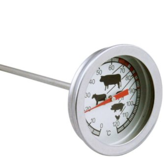 Термометр металлический (зонд для мяса)