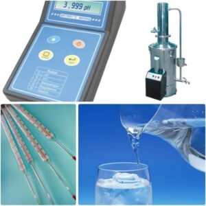 Лабораторне обладнання та прилади