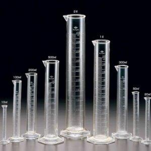 Цилиндр мерный лабораторный