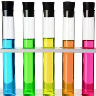 Пробірка лабораторна хімічна