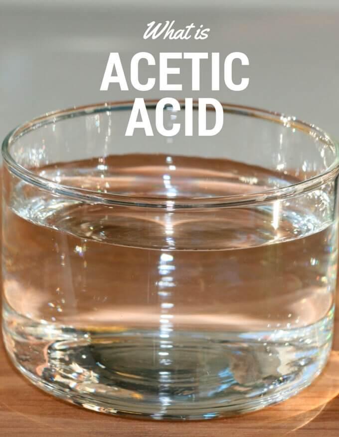 Оцтова (льодяна) кислота 99% (харчова добавка Е260)