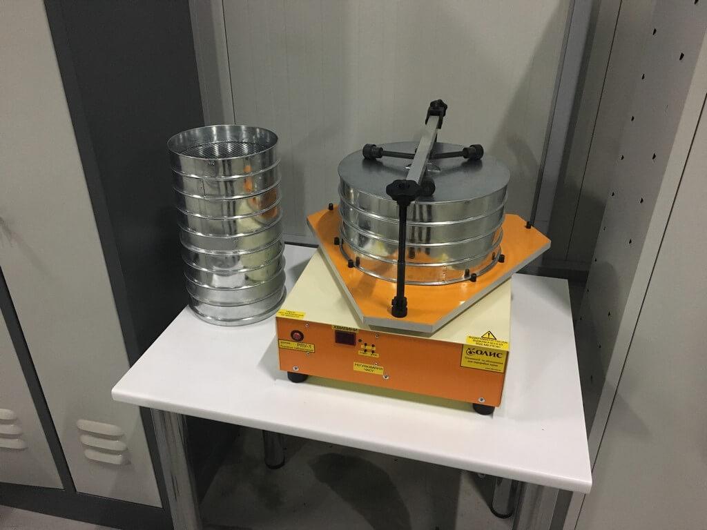 Розсійник лабораторний РЛУ-1 (розсів)