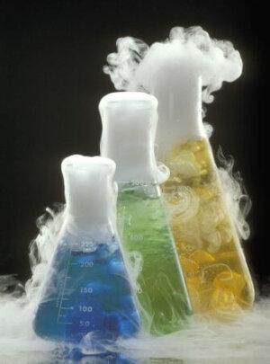 Колби конічні лабораторні термостійкі