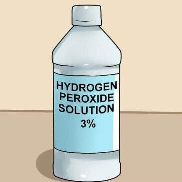 Як використовувати розчин пероксиду водню. Гігієна пероксидом водню