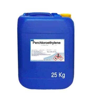 Обезжиривания металлических поверхностей, химчистка и выведения пятен перхлорэтиленом