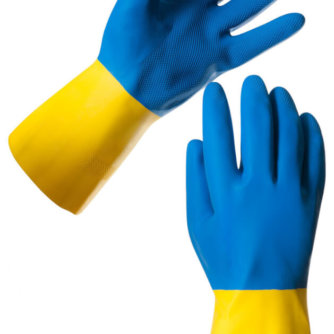 duo mix рукавиці