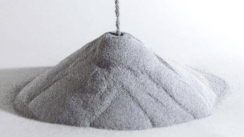 порошки металлов