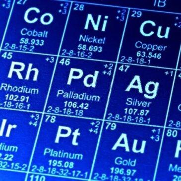 Празднование 150-й годовщины периодической системы элементов