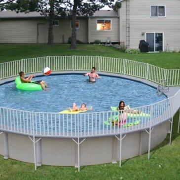 Сделайте свой бассейн чистым и безопасным для отдыха с пероксидом водорода