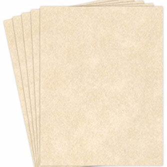 Бумага пергаментная