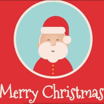 Поздравление с наступающими Новым годом и Рождеством Христовым от КОВАЛЕНТ