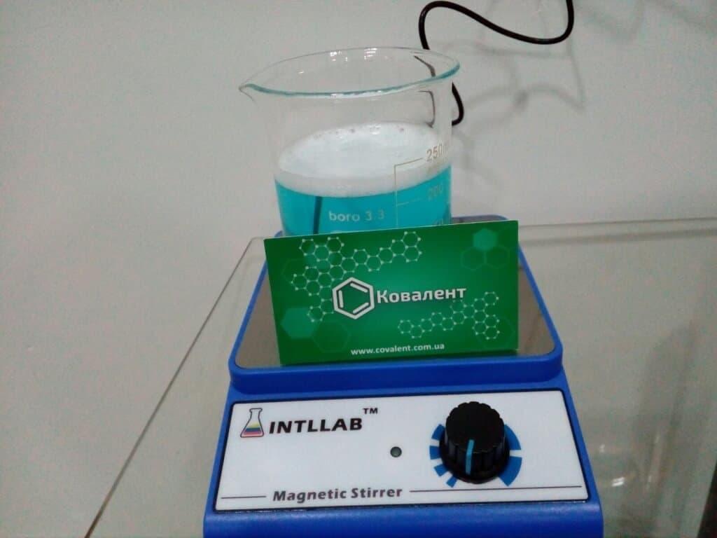 Мішалка лабораторна магнітна INTLLAB