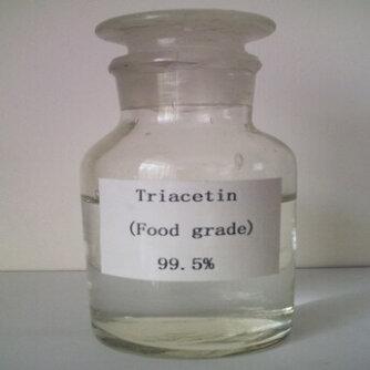 Гліцерил триацетат (триацетин) (харчова добавка E1518)