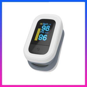 Пульсоксиметр пальцевий Yongrow (медичний вимірювач насичення крові киснем)